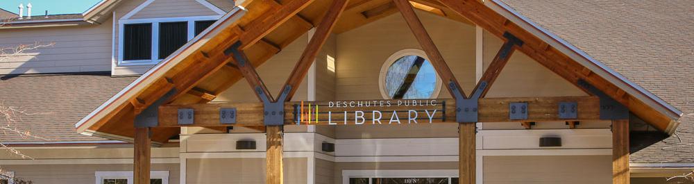 9082360bb02e Sisters Library - Deschutes Public Library