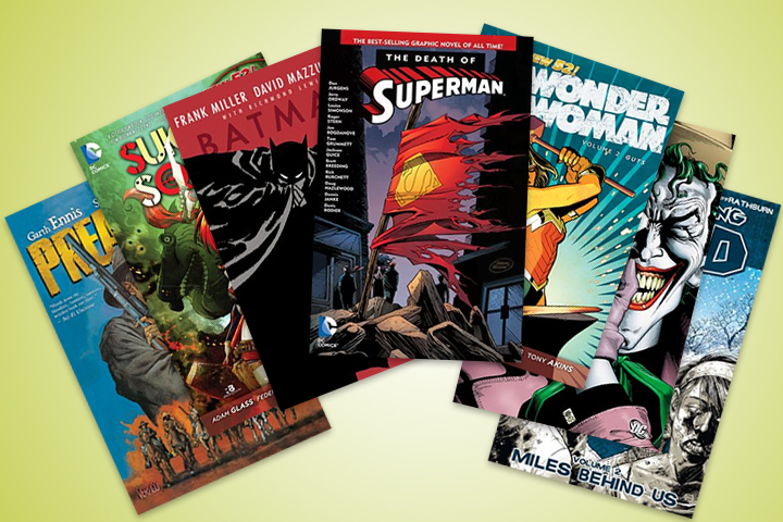 Hoopla Graphic Novels