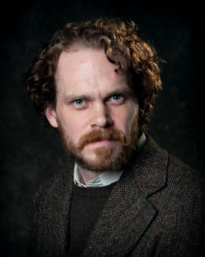 Alastair Morley Jaques