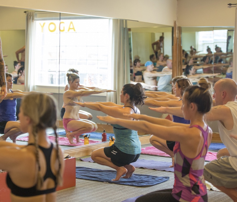 Bend Hot Yoga Studio