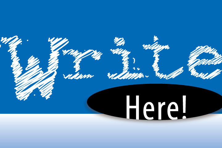 Write Here!