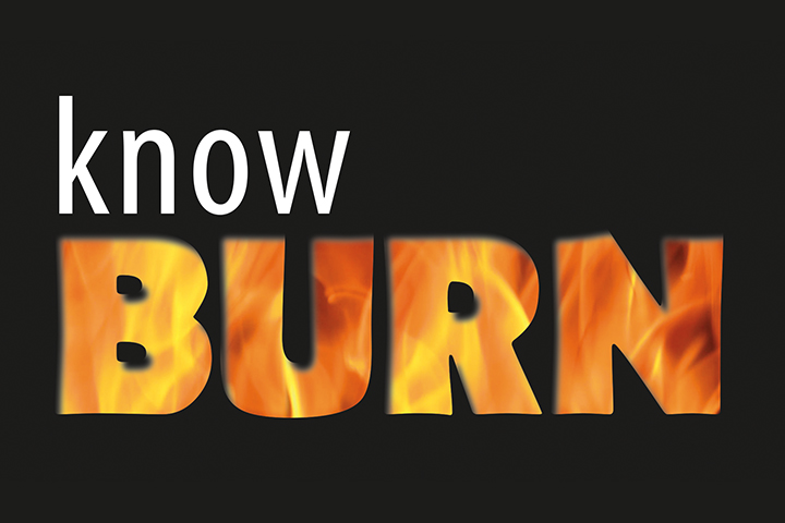Know Burn Image