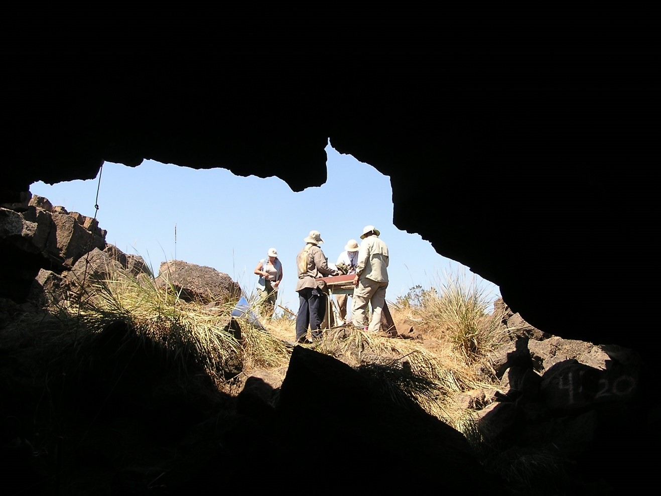 Redmond Caves