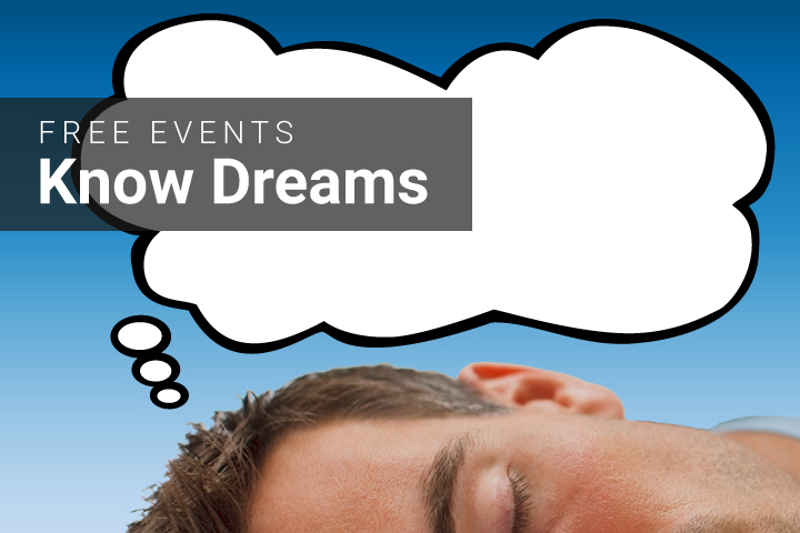 Know more about dreams at Deschutes Public Library