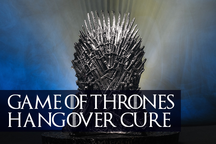 Game of Thrones Hangover Cure Image