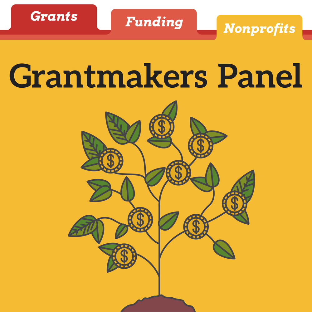 Grantmakers Panel May 7