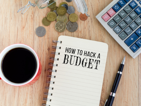 How to Hack a Budget