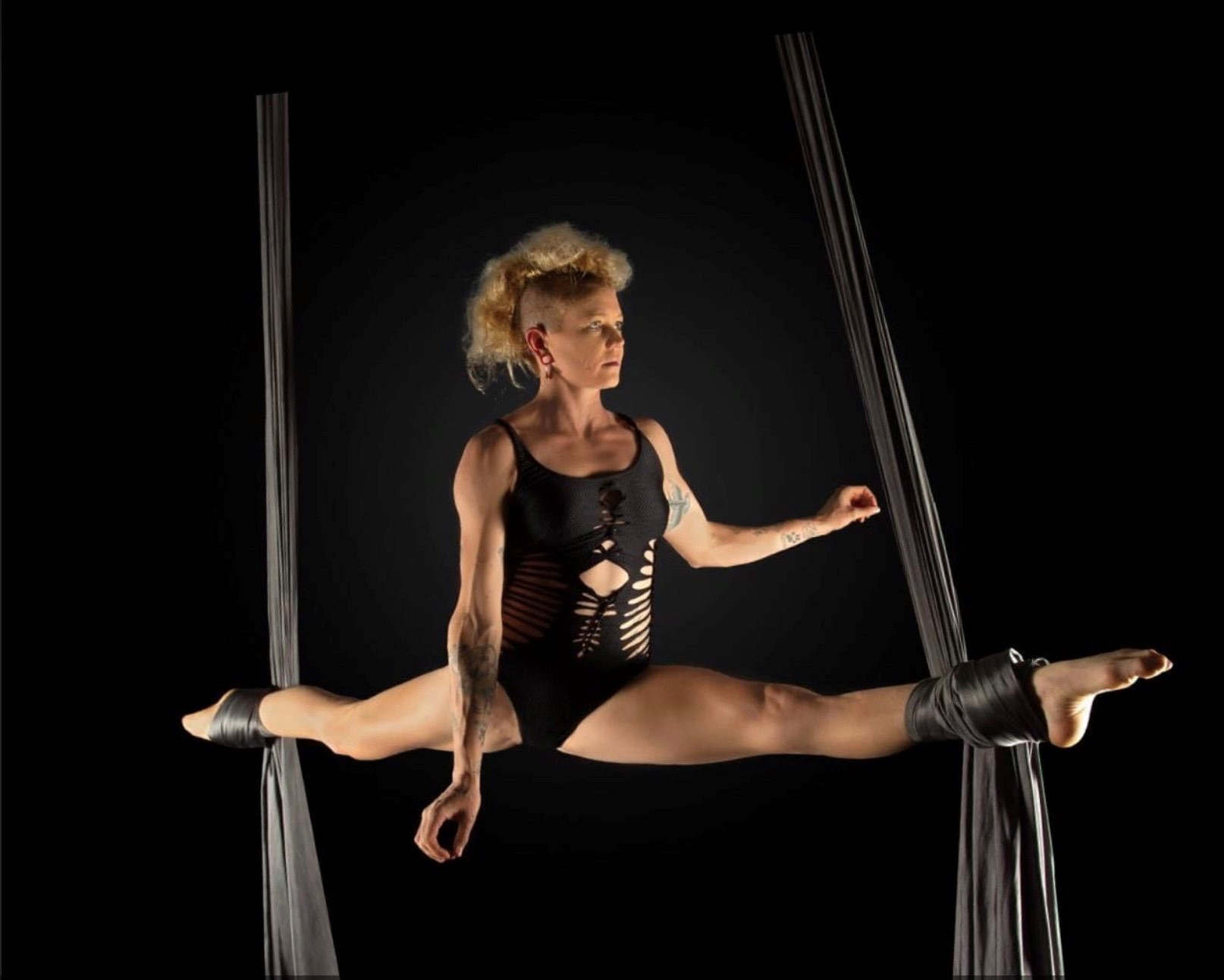 Kendall Knowles of Central Oregon Aerial Arts