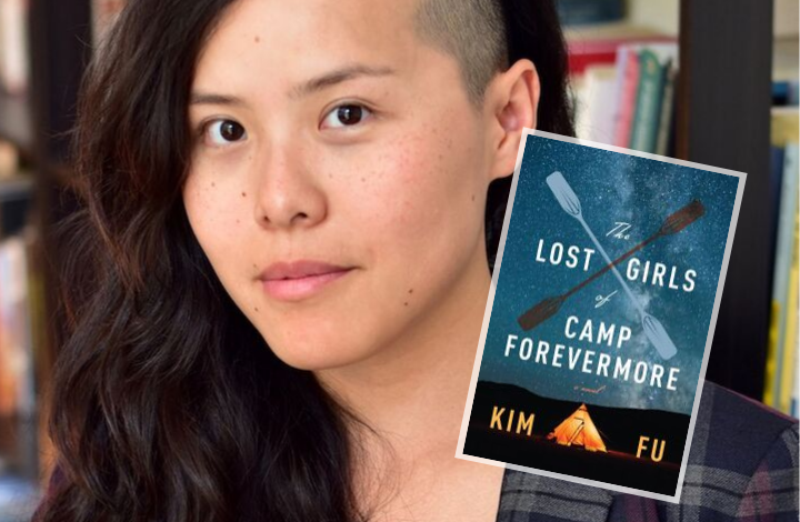 Author Kim Fu and The Lost Girls of Camp Forevermore