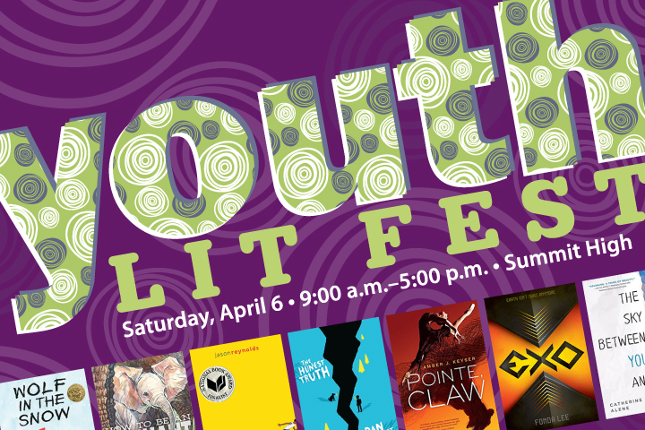 Youth Lit Fest Image