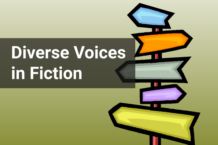 Diverse Voices in Fiction Image