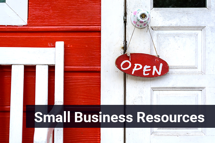 Small Business Resources Image