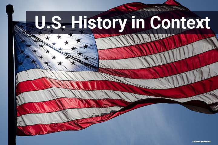 Explore US History in Context