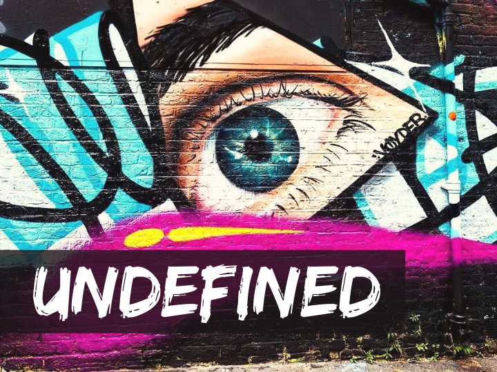 Undefined: an Arts Publication