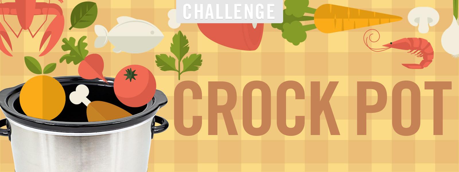 Crock Pot Throw Down