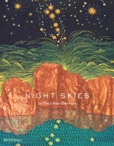 Night Skies by Paul Alan Bennett
