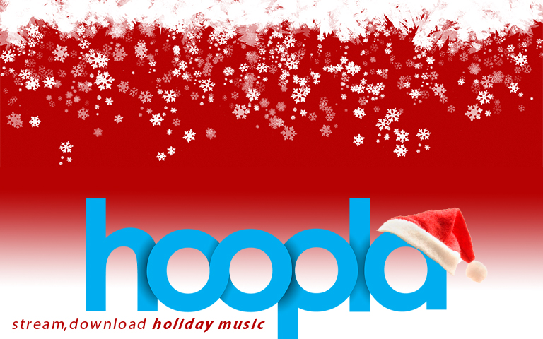 Holiday Music to Download or Stream Image