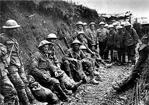 WWI Soldiers