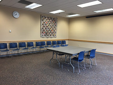 La Pine Meeting Room 1