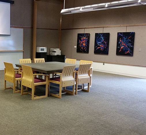 North Bend Library Meeting Rooms